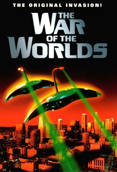 War Of The Worlds 1952 Sci Fi Movie Amp More